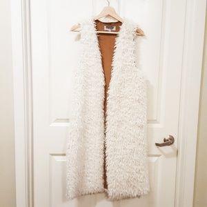 Ecote Faux Fur Vest